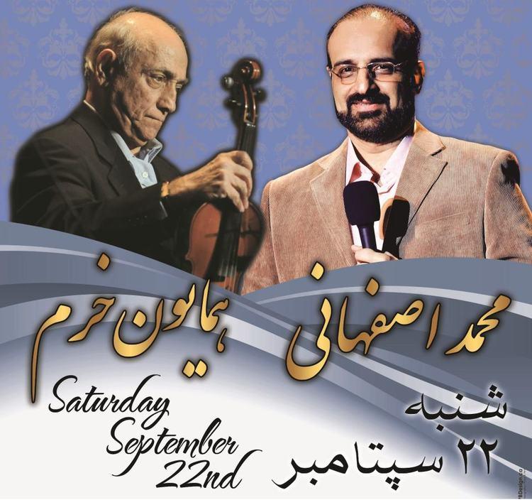 Mohammad Esfahani & Homayoun Khorram