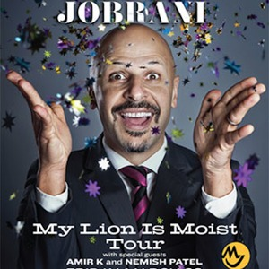 Maz Jobrani in Washington DC