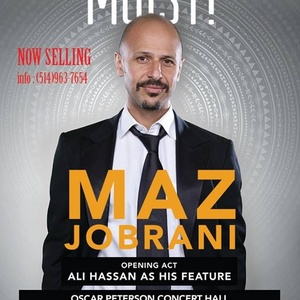 Comedy Night- Maz Jobrani