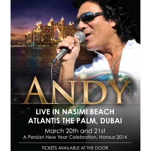 Andy Live in Nasimi Beach