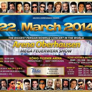 The Biggest Norooz Concert