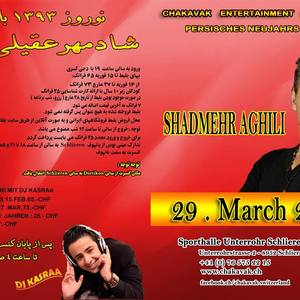 Shadmehr Live in Concert