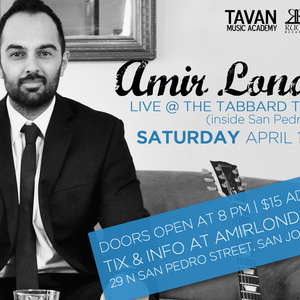 Amir London Live in Concert