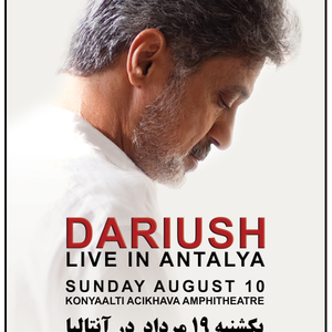Dariush: Live in Antalya