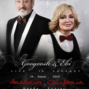 Googoosh & Ebi Live In Concert