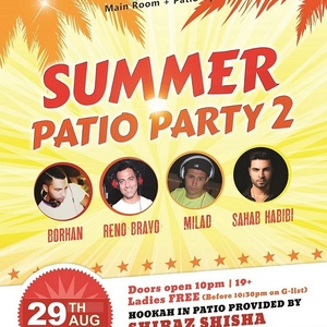 Summer Patio Party 2