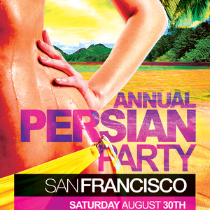 RJ Annual Persian Party in San Francisco