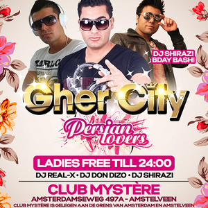 Persian Lovers  - Gher City