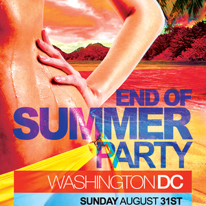 RJ End of Summer Bash in Washington D.C.