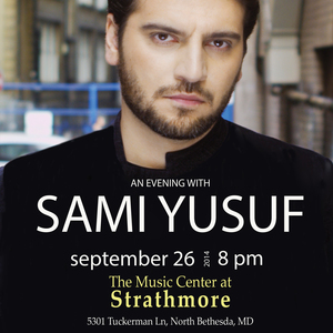 Sami Yusuf In Concert