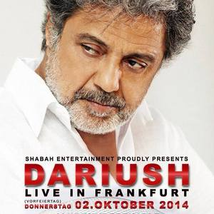 Dariush: Live in Frankfurt