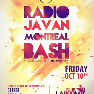 Radio Javan First Annual Montreal Bash