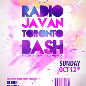 Radio Javan 4th Annual Toronto Bash