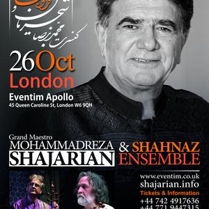 Maestro Shajarian & Shahnaz Ensemble