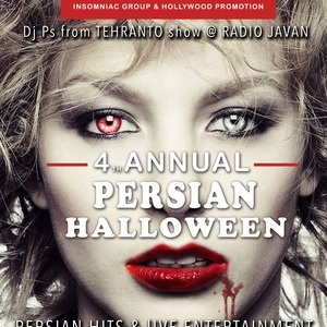 4th Annual Persian Halloween