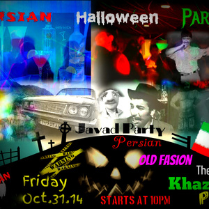"""Persian Costume Party """"JAVAD PARTY"""""""