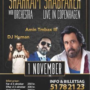 Shahram Shabpareh Live In Concert