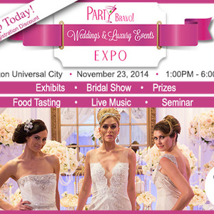 Party Bravo Weddings & Luxury Events Expo