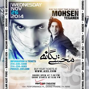 Mohsen Yeganeh Live In Dallas