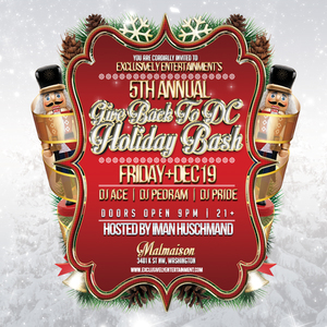5th Annual EE Gives Back to DC Holiday Bash