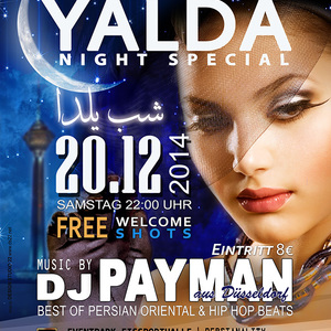 Yalda Night Special