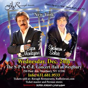 Bijan Mortazavi & Shahram Solati Live In Concert