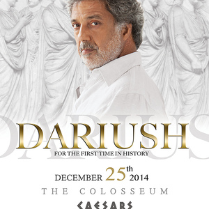 Dariush at The Colosseum