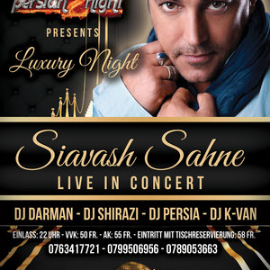Siavash Sahneh Live In Concert