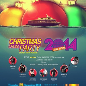 Christmas Cruise Party