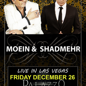 Moein & Shadmehr Aghili Live In Vegas