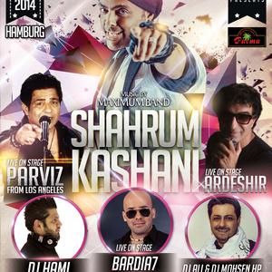Shahrum Kashani Live In Concert