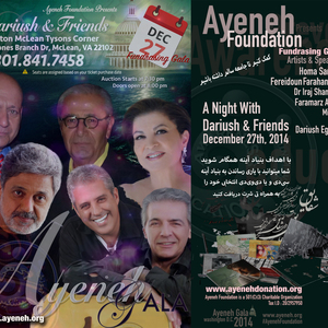 Dariush & Friends: Ayeneh Foundation Gala
