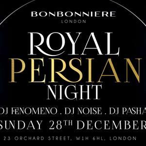 Royal Persian Night