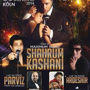 Shahrum Kashani & Friends In Concert