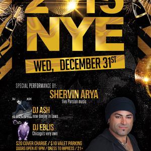 NYE 2015 Celebration