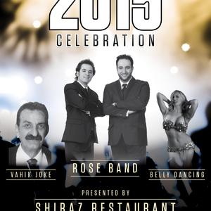 New Year's 2015 Celebration
