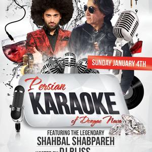 Toronto's 1st Persian Karaoke Night