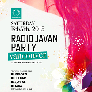 Radio Javan Party In Vancouver