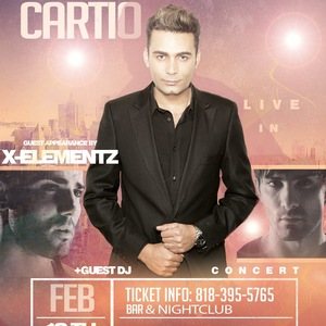 Cameron Cartio Live In Concert