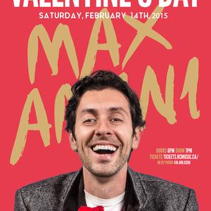 Valentine's To The Max With Max Amini