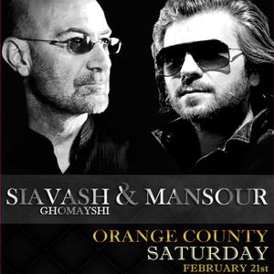 Siavash Ghomayshi & Mansour Concert