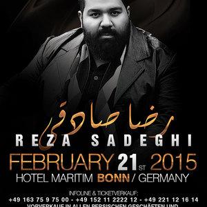 Reza Sadeghi Live In Concert