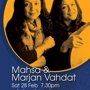 Mahsa & Marjan Vahdat Live In Concert