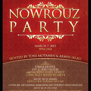 Nowrouz Party