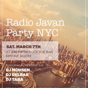 Radio Javan Party In New York City