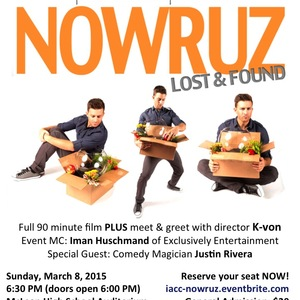 Nowruz: Lost & Found