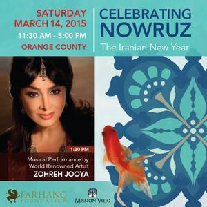 Nowruz – Celebrating Iranian New Year