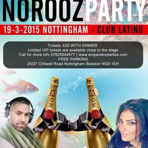 Norooz Party