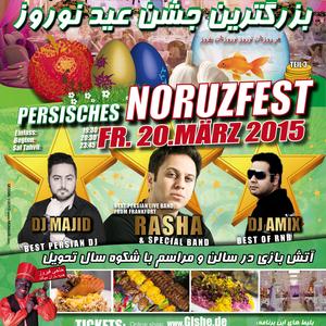 Persian Noruz-Fest