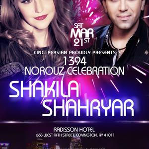 Shakila & Shahryar Live In Concert